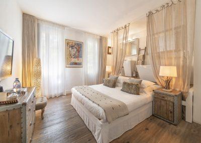 Chambres d'hôtes à Aigues Mortes: Chambre Rose