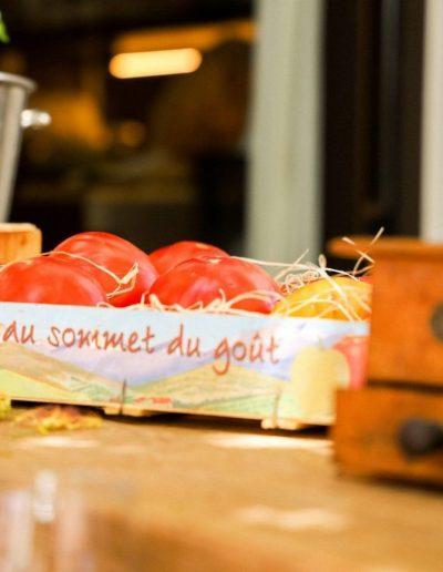 Carte du chef à Aigues-Mortes: Restaurant Maison de mon père